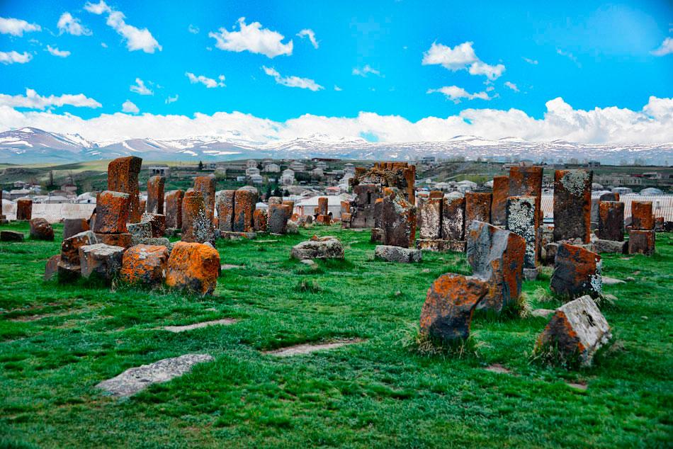 Кладбище хочкаров Норатуса