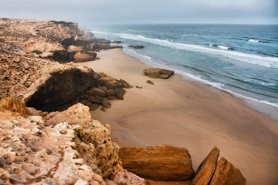 Атлантическое побережье Марокко